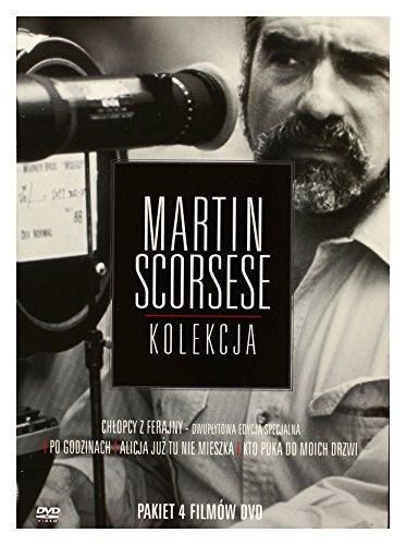 Martin Scorsese 4 DVD BOX