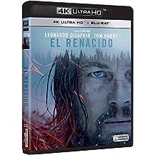 El Renacido (4K Ultra HD + Blu-ray) [Blu-ray]