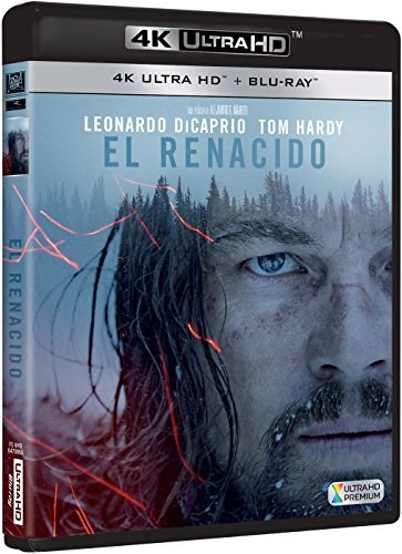 El Renacido Uhd + Blu-Ray [Blu-ray]