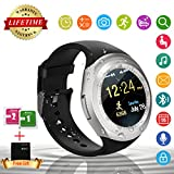 Smart Watch, Smart Phones Bluetooth Smart Watch Smart Watch Smart Watch Man Woman Child Sport Watch Support SIM/TF for Android/iOS