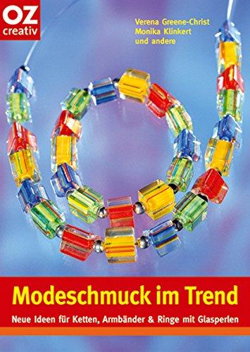: Neue Ideen für Ketten, Armbänder & Ringe mit Glasperlen (Perlen-armband-ideen)