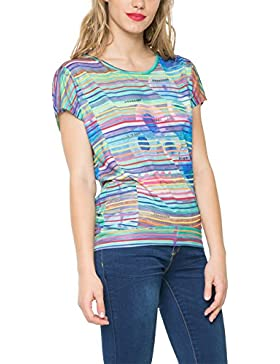 Desigual, ANTHEA - Camiseta para mujer