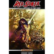 1: Red Sonja: Revenge of the Gods