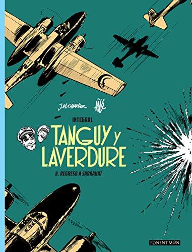 Tanguy y Laverdure. Integral 8