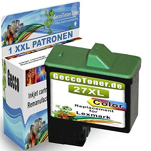 Premium cartucce di inchiostro compatibile con Lexmark 27xl Color colorato