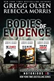 Bodies of Evidence (True Crime Collection): From the Case Files of Notorious USA: Volume 1