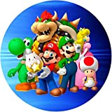 Tortenaufleger Super Mario3 / 20 cm Ø