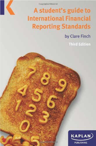 A Students Guide to IFRS por Clare Finch