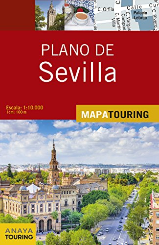 Plano de Sevilla (Mapa Touring)