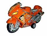 #9: Parteet Chhota Bheem Bike with Flashing Lights and Sound for Kids