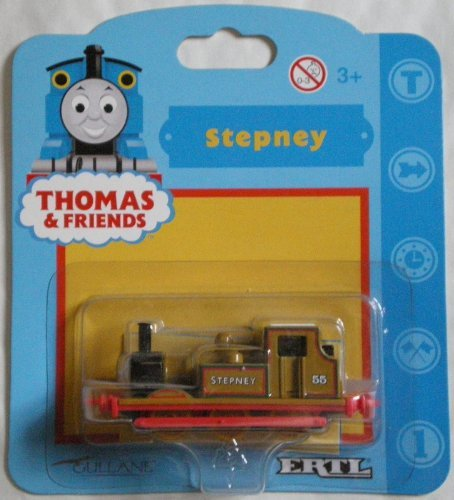 Die-Cast Thomas the Tank Engine & Friends: Stepney the Terrier Engine - Tank Ertl Thomas The Engine
