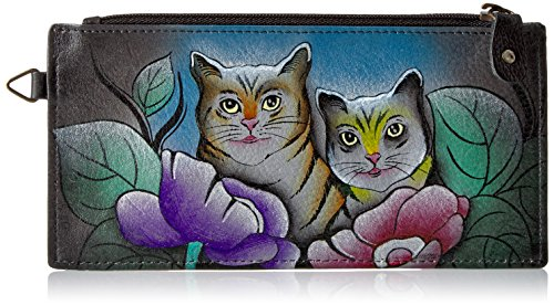 anna-by-anuschka-handpainted-leather-organizer-wallettwo-cats-grey-wallet-tct-g-two-cats-grey-one-si