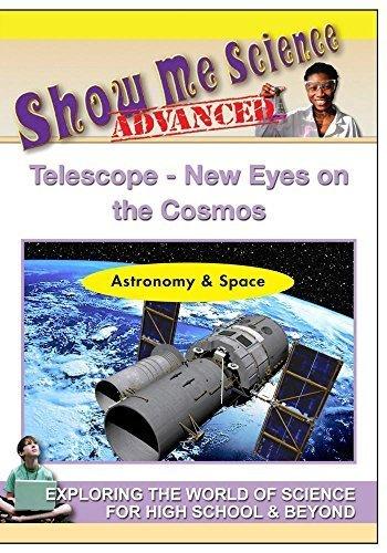 Preisvergleich Produktbild Astronomy & Space - Telescope - New Eyes on the Cosmos by Allegro Productions