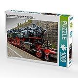 Dampflokomotive Baureihe 86 - Baujahr 1938 1000 Teile Puzzle Quer