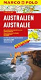 MARCO POLO Kontinentalkarte Australien 1:4 Mio. (MARCO POLO Kontinental/Länderkarten)