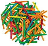 Creation Station Lollipop Sticks Bulk Buy (Coloured) by Creation Station