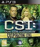 CSI Crime Scene Investigation PS3