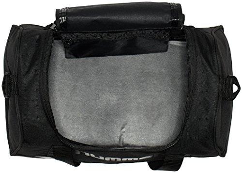 Hummel Authentic Sports Bag Unisex Sporttasche Black/Silver