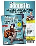 guitar acoustic Akustische Gitarre für Einsteiger - Songbook mit DVD: In 7 Schritten zum ersten Song