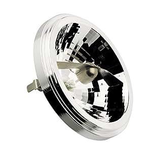 Sylvania - Lampe Halogène Réflecteur Ar111 50W 12V G53 (Sa111, Halospot 111, Masterline 111)