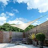 Kookaburra Wasserfest Sonnensegel Elfenbein Wasserabweisend Imprägniert...