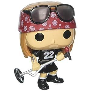 Funko Pop Axl Rose (Guns N' Roses 50) Funko Pop Cantantes y Músicos
