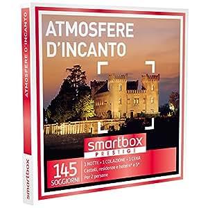 SMARTBOX - Cofanetto Regalo - ATMOSFERE D'INCANTO - 140 ...