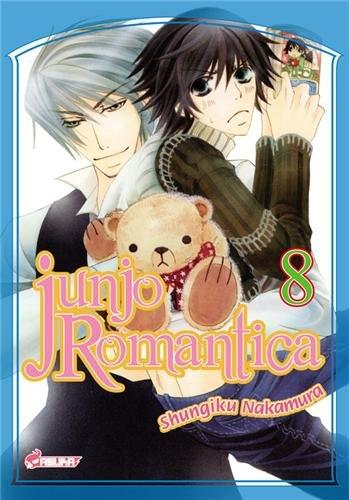 Junjo Romantica Edition simple Tome 8