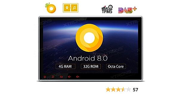 Xtrons 10 1 Touch Screen Double Din Autoradio Dvd Elektronik
