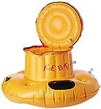 Simex Sport, Portabevande galleggiante Ice Butler, Giallo (gelb)