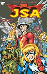 JSA, Tome 2 : Qu'injustice soit faite