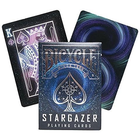 Bicycle 023181 - Jeu de cartes Stargazer