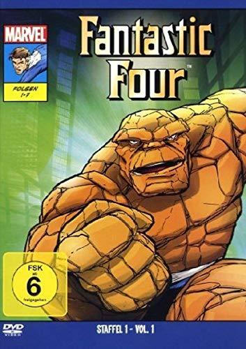 Fantastic Four - Staffel 1/Volume 1