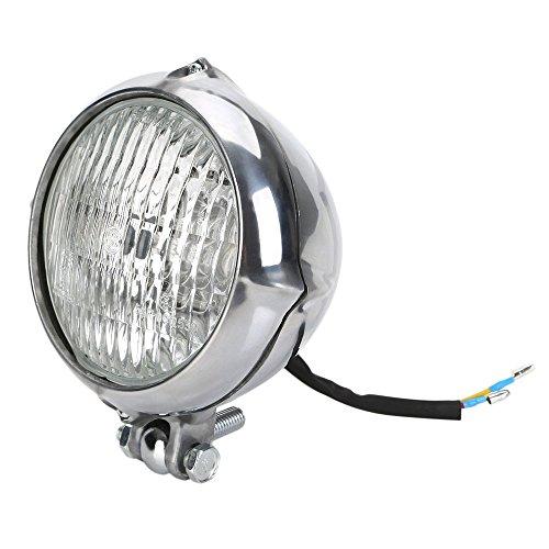 Fendinebbia, OSAN Vintage Fanale LED Faro Fog Passing Lamp Per Harley Bobber Chopper Softail Springer