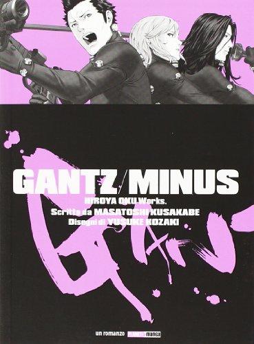 Download Minus. Gantz