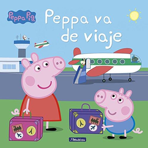 Peppa va de viaje (Peppa Pig. Primeras lecturas) por Varios autores
