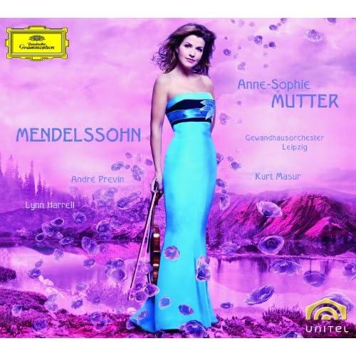 Mendelssohn: Violin Concerto Op.64; Piano Trio Op.49
