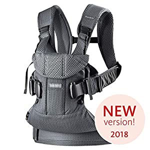 BABYBJÖRN Baby Carrier One Air, 3D Mesh, Anthracite, 2018 Edition   11