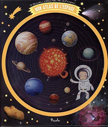 A la découverte de l'espace : Coffret Atlas