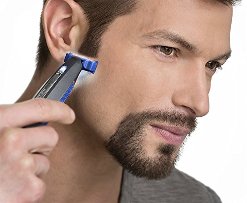Herren Elektrorasierer Rasierer,Kinut LED Haarschneider Wiederaufladbare Bartschneider Rasierer,Haarentfernung,Schmerzlos Bodygroomer,Fortschrittliches Smart Rasieren,Micro Beard Trimmen Touch Electric Body Rasierer