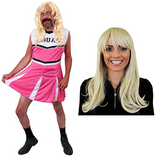 - Rosa Cheerleader Kostüme