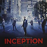 #4: Inception (Music From The Motion Picture) (Clear-Colored LP)