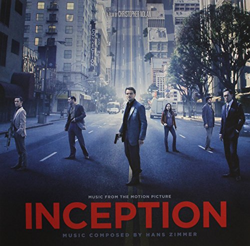 Click for larger image of Inception / O.S.T. (Clear Vinyl) [VINYL]