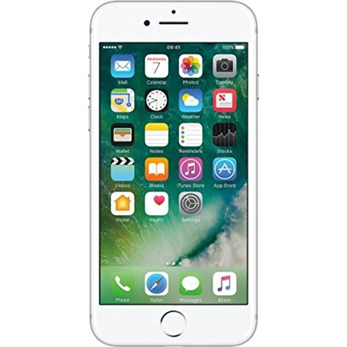 Apple mn8y2rm/A Smartphone iPhone 7, 11,9cm (4,7pollici), memoria interna da 32GB, Fotocamera da 12MP, iOS 10Argento