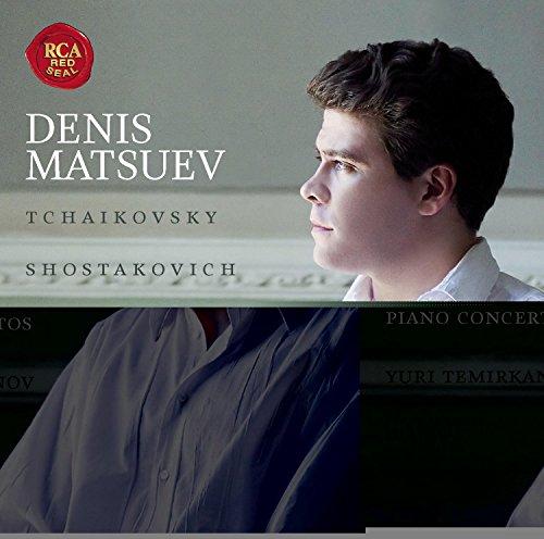 TCHAIKOVSKY - CHOSTAKOVITCH - Piano Concertos