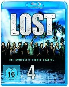 Lost - Season 4 [Blu-ray] [Import allemand]