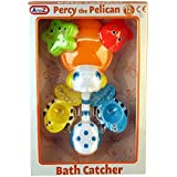 A to Z Percy the Pelican Bath Catcher Toy