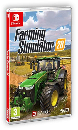 Foto Farming Simulator 20 - Nintendo Switch