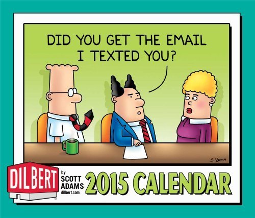 Dilbert 2015 Day-to-Day Box Calendar by Andrews McMeel Publishing (2014-12-01)