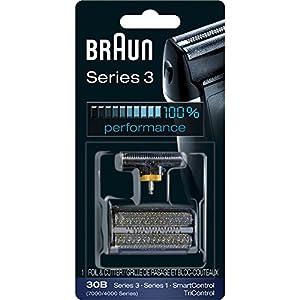 Braun Series 3 30B Replacement Parts, Foil Head Shaver